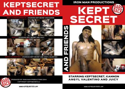 Iron Man Productions — Kept Secret And Friends