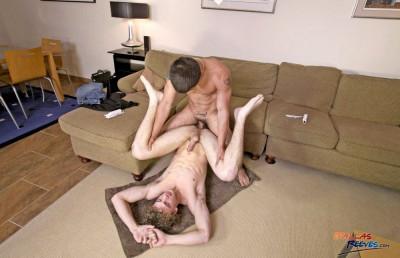 Donny Forza and Vadim Black Bare Flip