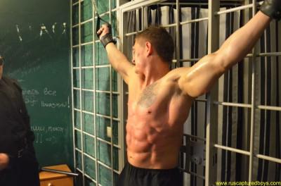 Bodybuilder Vasily in Jail. Part II