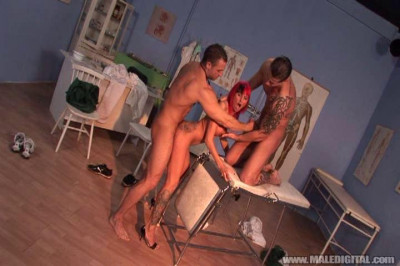 Bi Creampie Clinic (Part 1)