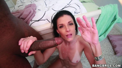 India Summer Loves Big Black Dicks!