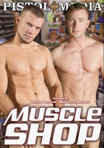 Muscle Shop - uncut cock, big dick, dick sucking, hot guys