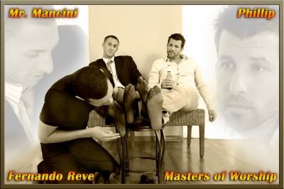 Gentlemen'sCloset - Fernando Reve, Phillip & Scott Mancini - Mow