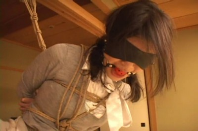 Gentle Japanese body for BDSM