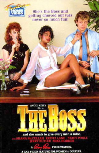 The Boss (Paul Thomas, Fantasy Home Video)