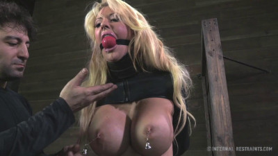 Courtney Taylor — Iron Bound — BDSM, Humiliation, Torture