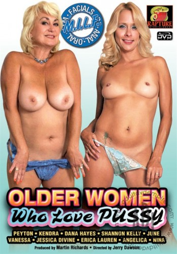 Older Women Who Love Pussy