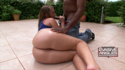 Nikki Stone — Big Butt White Teen (2015)