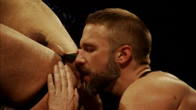 Exclusive Jesse Jackman and Dirk Caber - Loud and Nasty - Scene 3