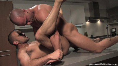 Damien Crosse and Antonio Aguilera