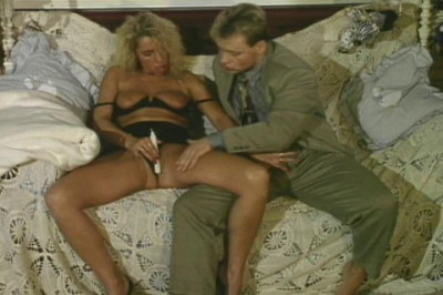 Orgasms of mature pussy