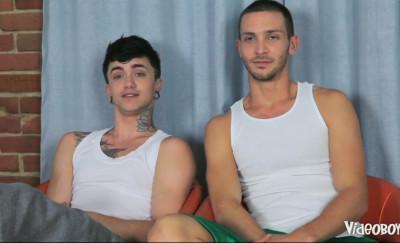 Bonus: Jake & Arnaud Cum-Shot Contest
