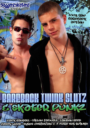 Bareback Twink Slutz & Skater Punkz