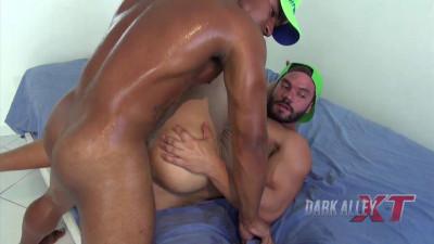 DarkAlley X T – Brazilian Fuck Beast – Carlos & Thiago Romero