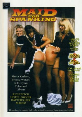 Maid For Spanking