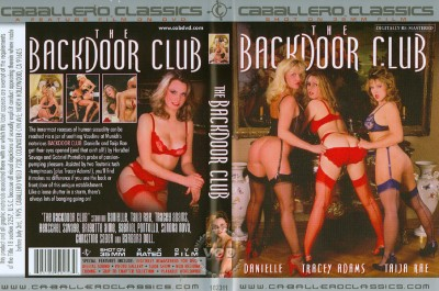 The Backdoor Club (Jack Remy, Caballero Home Video)