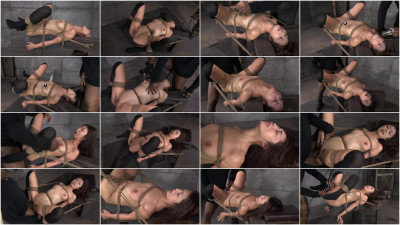 SexuallyBroken Marica Hase Used Hard In Tight Bondage By 10 Inch Bbc, Multiple Orgasms