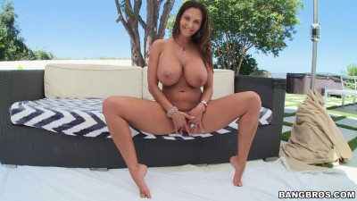 Ava Addams — Big Tits Ava Addams gets an Anal Excavation