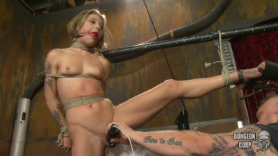Alyssa Branch - High Intensity BDSM