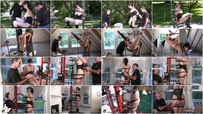 Darling is used to test Gordian rigid cuff arrangements, arched, clamped and totally helpless