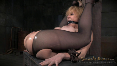 Massive Sybian Orgasms # 3 (20 Apr 2015) Real Time Bondage