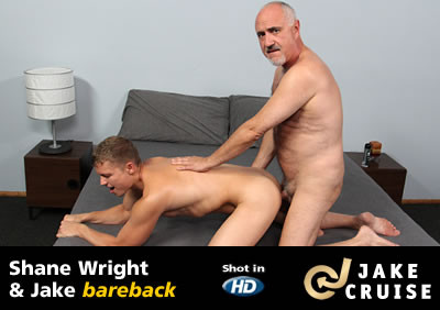 Shane Wright & Jake – bareback