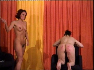 Caning Competition Show DVD