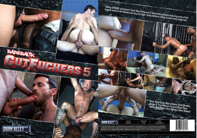 Dark Alley Media — Bareback Gutfuckers vol.5