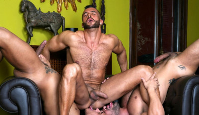 Men In The City Vol. 2 – The Temple Wagner Vittoria, Diego Lauzen, Denis Vega
