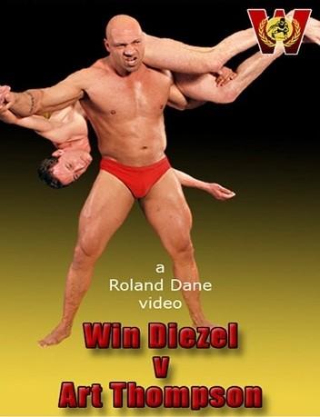 Win Diezel V. Art Thompson  ( apreder )