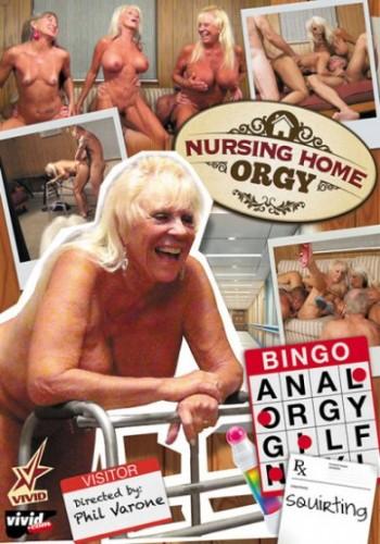 Nursing Home Orgy (2015)