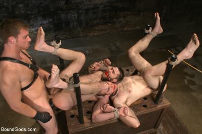 Ice Torment - Bound Gods Live Show - inside, vid, online, dark