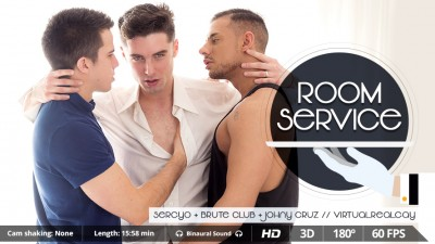 Virtual Real Gay - Room Service