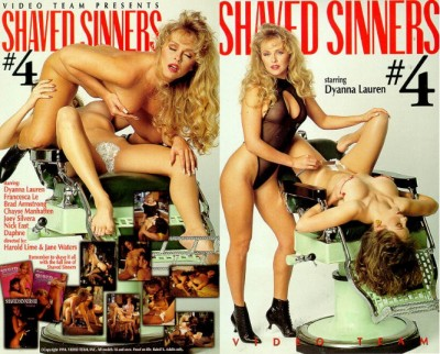 Shaved Sinners #4 (1993) VHSRip