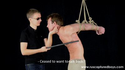 RusCapturedBoys - Punishment of the Rude Slave Final