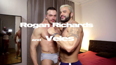 Rogan Richards and Veles