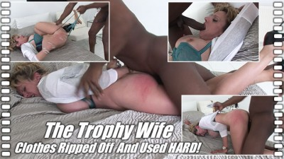 Lady Sonia - Clothes Ripped Off and Used Hard Bareback
