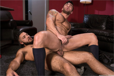 Raging Stallion – High N' Tight – Bruno Bernal & Ryan Cruz