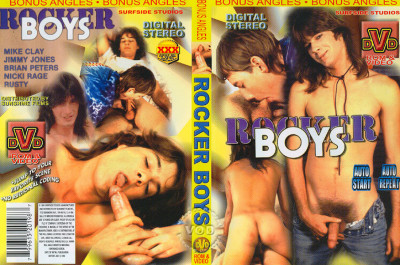 Rocker Boys (Rocker Buddies) (1990)