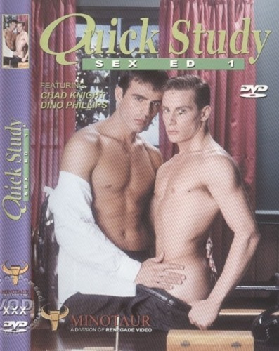 Quick Study Sex Ed Vol. 1 – Dino Phillips, Chad Knight