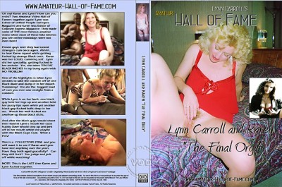 Lynn Carroll And Karen The Final Orgy