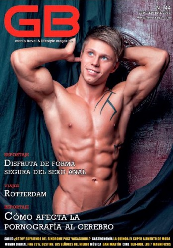 Gay Barcelona Magazine — Sept 2016 - Spanish/English