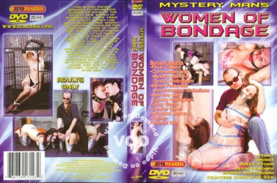 Mystery Man's Women Of Bondage
