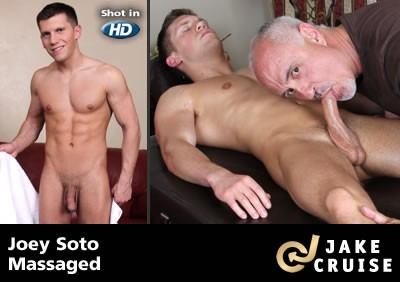 Joey Soto Massaged