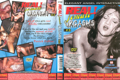 Real Female Orgasms 3