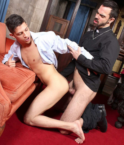 "Danny Montero & Dolan Wolf in ""Forgive me Father, for I have Sinned"" (720p)"