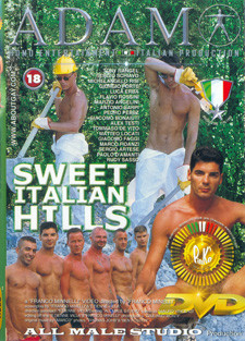[All Male Studio] Sweet Italian hills Scene #4