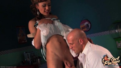 Venus Lux and Christian