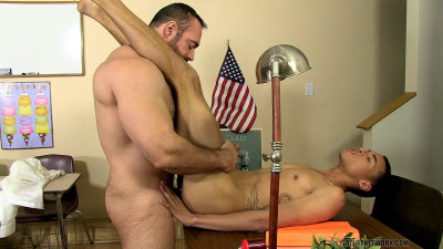 Taking Some Janitor Man Meat! (June 23, 2014)