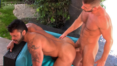 Day Into Night: Scene 1: Hunter Marx & Rogan Richards